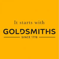 Up to 50% off in the Goldsmiths Sale